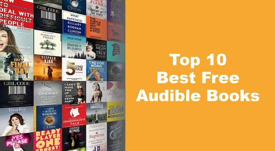 Free Audiobooks on Audible